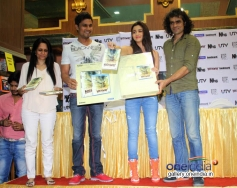 Alia Bhatt, Randeep Hooda, Imtaiz Ali  at DVD Launch of Highway