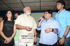 Allari Naresh at Jump Jilani Movie Press Meet