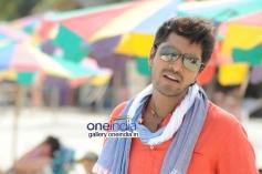 Allari Naresh still from Jump Jilani