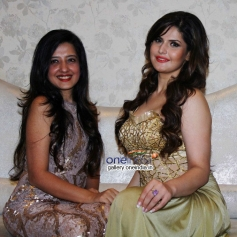 Amy Billimoria, Zarine Khan at Amy Billimoria displays her eco friendly collection