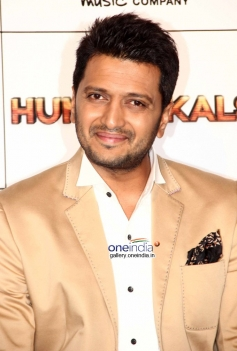 Actor Riteish Deshmukh at Press Conference of Humshakals at PVR Andheri