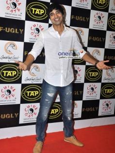 Arfi Lamba at Fugly Team Launched TAP Sports Bar