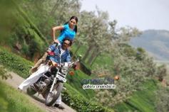 Arun and Actress Sarmistha stills from Jabaali