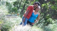 Arun and Sarmistha stills from Jabaali Movie