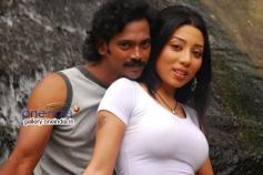 Arun and Sarmistha stills from Jabaali
