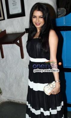 Bhagyashree at Heropanti Success Bash