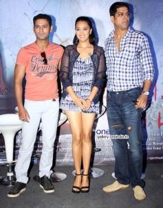 Bhanu Uday & Swara Bhaskar,Machhli Jal Ki Raani Hai Trailor Launch and Press Conference