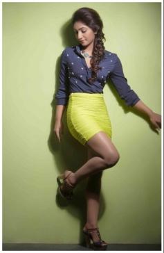 Bommu Lakshmi photoshoot