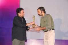 Cartoonist Madhan at CWIFF 2014 Award Function