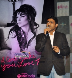 Celebs at launch of album I Can't Make You Love Me