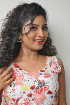 Charming Actress Vishnu Priya