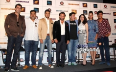 Chunky Pandey, Ram Kapoor, Sajid Khan, Tamanna Bhatia, Saif Ali Khan and  Esha Gupta