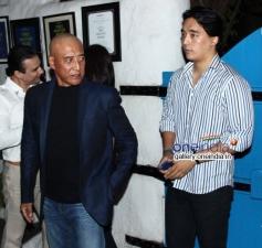 Dany with Son at Heropanti Success Bash