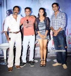 Deepraj Rana, Bhanu Uday & Swara Bhaskar,Machhli Jal Ki Raani Hai Trailor Launch and Press Conferenc