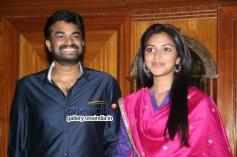 Director A. L. Vijay and Actress Amala Paul Press Meet Pics