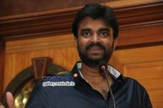 Director A. L. Vijay Press Meet Photos