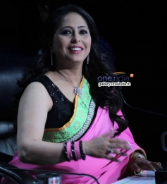 Geeta Kapoor at Humshakals Promotion in Zee TV's DID Little Master Season 3