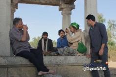Girish Karnad, Srinagar Kitty and Karan Rao in Kannada Movie Savari 2