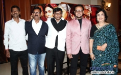 Gulshan Grover at Leader film first look launch