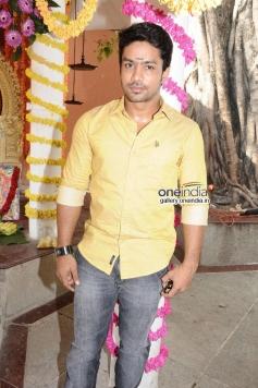 Harish at Irayaan Movie Launch