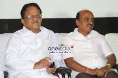 HD Gangaraju, Govinda Raju at Jaggi Film Audio Release