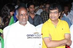 Ilaiyaraja & Vivek at Porkalathil Oru Poo Movie Audio Launch