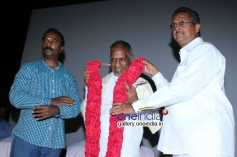 Ilaiyaraja at Porkalathil Oru Poo Movie Audio Launch