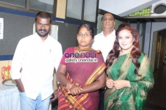 Jaggi, Muttu Lakshmi & Pooja Gandhi at Muttu Lakshmi Film Pressmeet