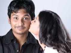 Jeeva & Anuya Bhagvath still from Rangam Modalaindi