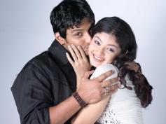 Jeeva and Anuya Bhagvath still from Rangam Modalaindi