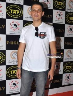 Kabir Sadanand at Fugly Team Launched TAP Sports Bar