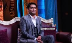 Kapil Sharma at Anupam Kher's Kuch Bhi Ho Sakta Show Pictures