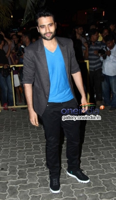 Actor Jackky Bhagnani