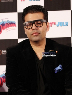 Karan Johar at Humpty Sharma ki Dulhania First Look Launch