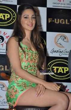 Kiara Advani at Fugly Team Launched TAP Sports Bar