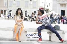 Kriti Kharbanda and Upendra in Kannada Movie Super Ranga