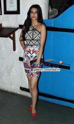 Kriti Sanon at Heropanti success Bash