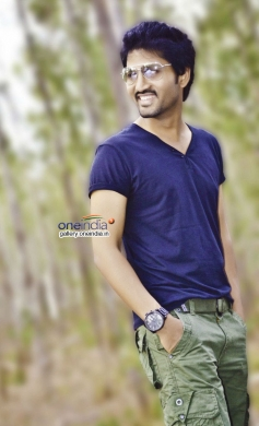Telugu Actor KV Satish Images