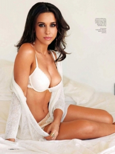 Lacey Chabert on Maxim India 2014