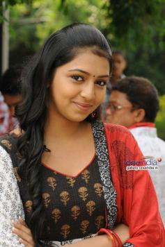Lakshmi Menon still from Images Manja Pai Movie
