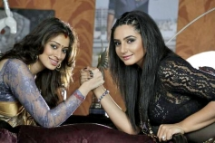 Lakshmi Rai and Ragini Dwivedi in Shrungara