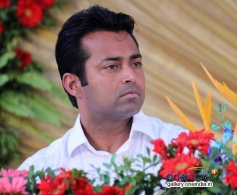 Leander Paes at Brahma kumaris decennial celebration