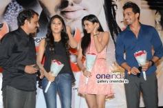 Telugu Movie Maaya First Look Launch Images