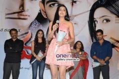 Avanthika at Maaya Movie First Look Launch