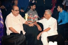 Ramanaidu at Manam Movie Audio Celebrations