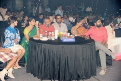 SS Rajamouli at Manam Movie Audio Celebrations