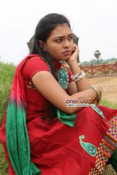 Mridula Vijay in Jennifer Karuppaiya Still