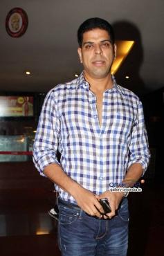 Murli Sharma at Machhli Jal Ki Raani Hai Trailor Launch and Press Conference
