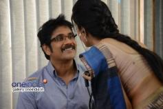 Nagarjuna in Telugu Movie Manam