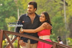 Nara Rohit & Regina Cassandra from Shankara Movie
